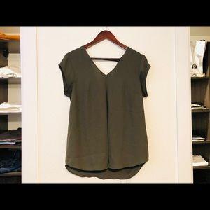 Halogen blouse - size S
